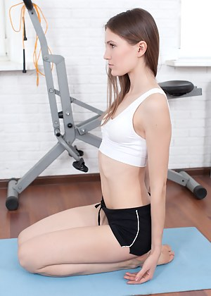 Free Fitness Teen Porn Pictures